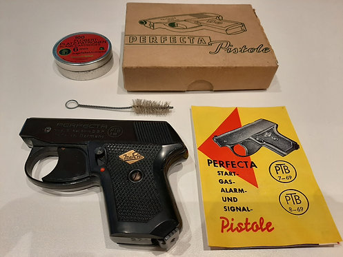 Perfecta Starter Pistol Model S PTB 7-69