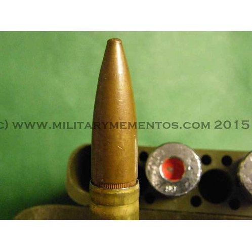 .50 Cal Spotter Round - L6 Wombat