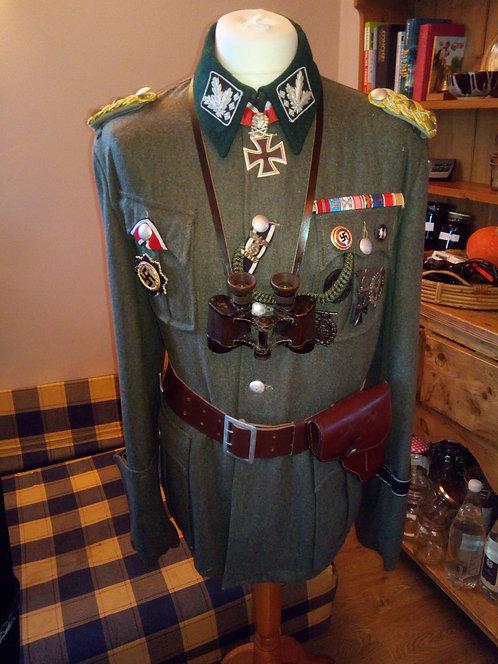 WW2 Army Officer Uniform