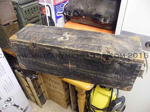WW2 German 2cm M Gesh Ammunition Box