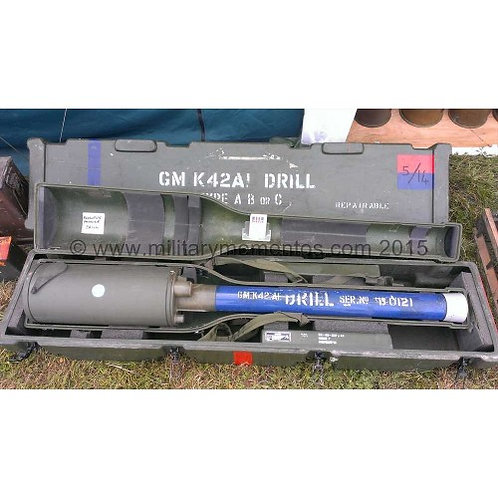 Blowpipe Guided Missile GM K42 – Surface to Air Missile – SAM – Falklands Era