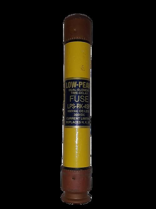 Cooper Bussmann LPS-RK-4SP Low-Peak Dual Element Time Delay Fuse
