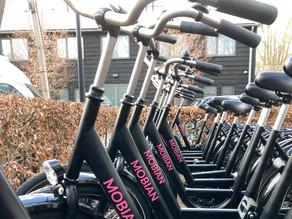 MOBIAN rolt uniek park & bike concept uit naar de grote steden