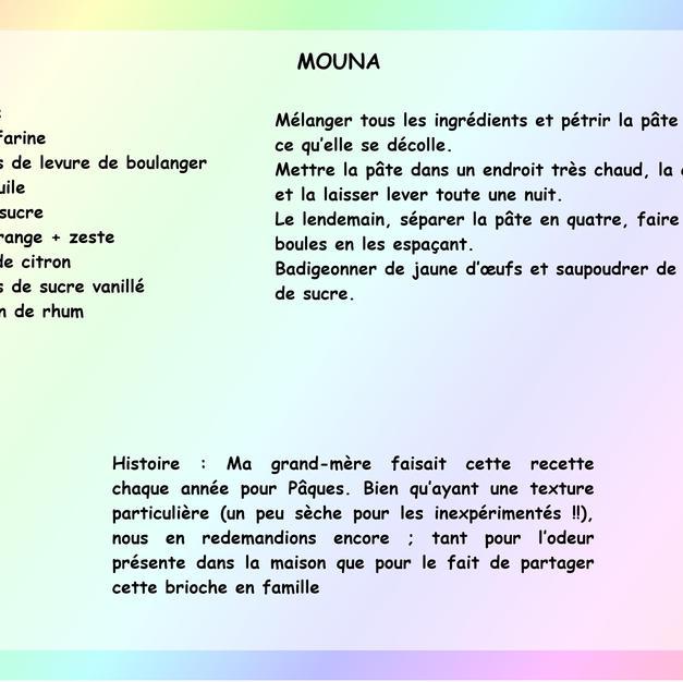 Mouna par blackfeet de Franchesse