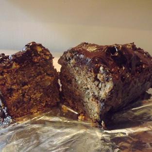 Gâteau aux noix par Bastien de Bourbon