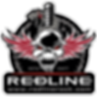 Redline Custom Shaped Sticker 10cm.png