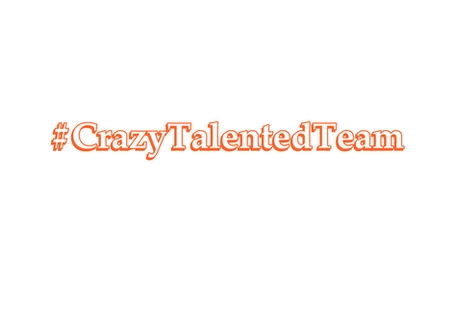 #CrazyTalentedTeam