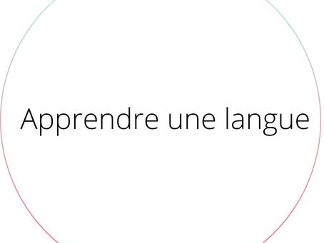 Pourquoi je devrais parler une autre langue déjà?