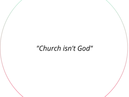 """""""Church isn't God""""—Abby Wambach"""