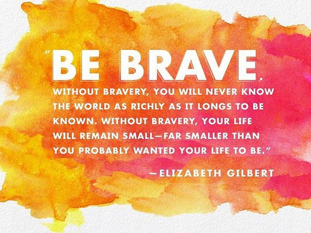 Courage - #3 Elizabeth Gilbert