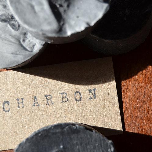 SAVON AU CHARBON ACTIVÉ