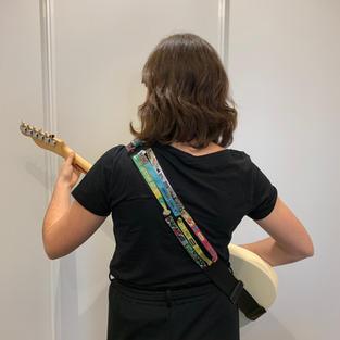 Wristbands Guitar Strap