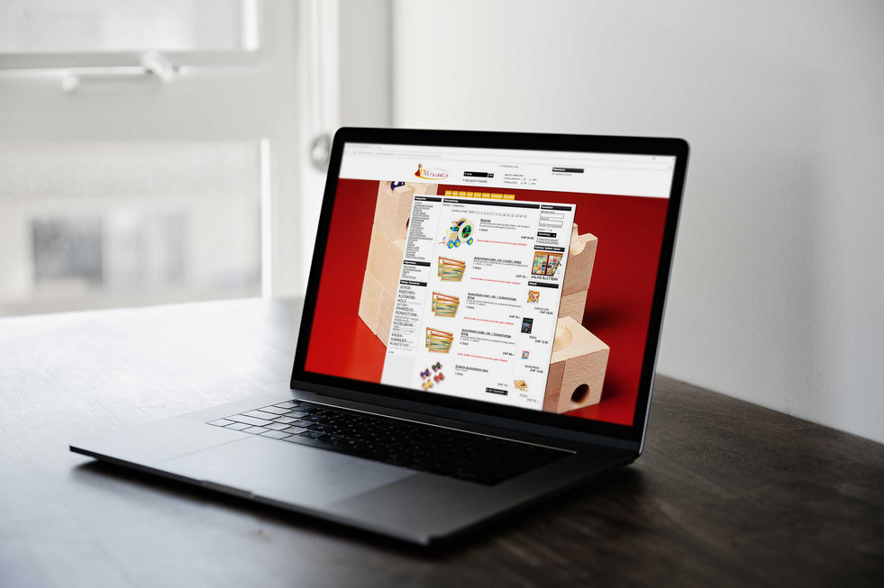 Webdesign Miracoolix
