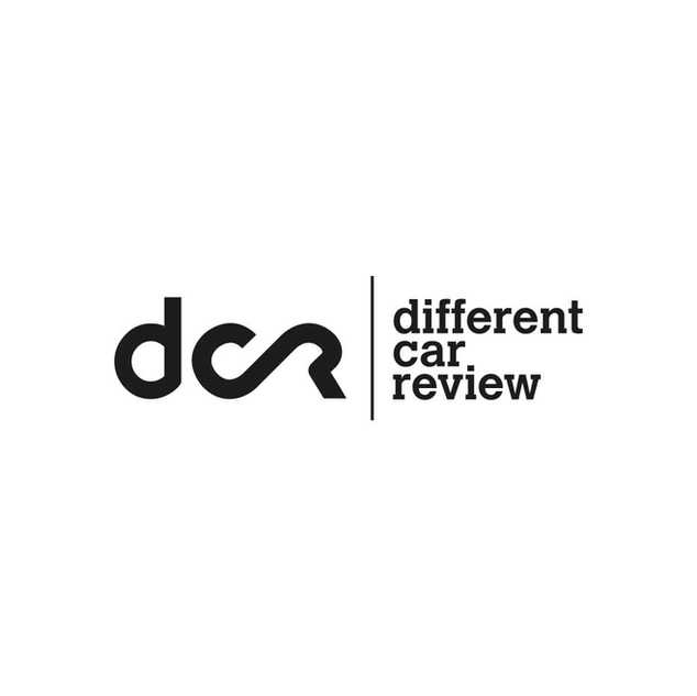 Logo different car review dcr