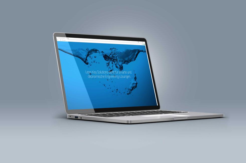 Webdesign Lean Key Solutions