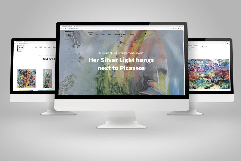 Neugestaltung Webseite