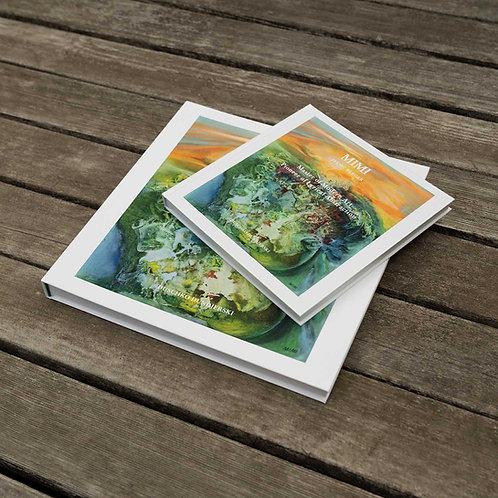 Art book 30x30 cm