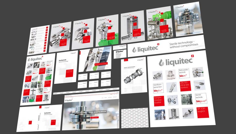 Corporate Design liquitec