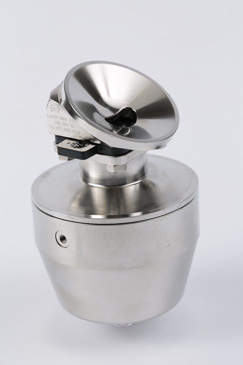 Bodensitzmembranventil_Tank outlet valve