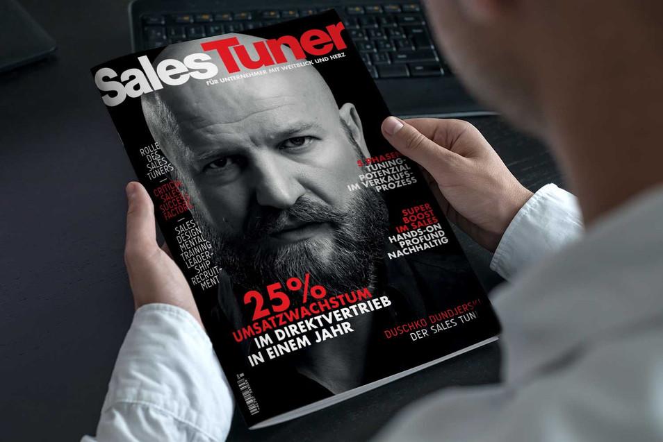 Broschüre Sales Tuner