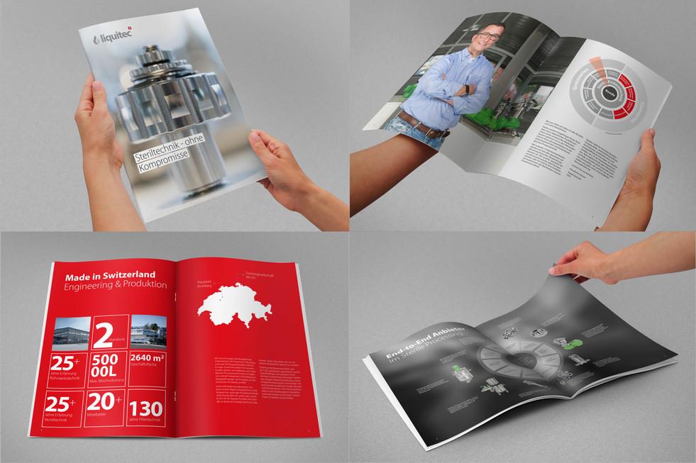 Imagebroschüre liquitec