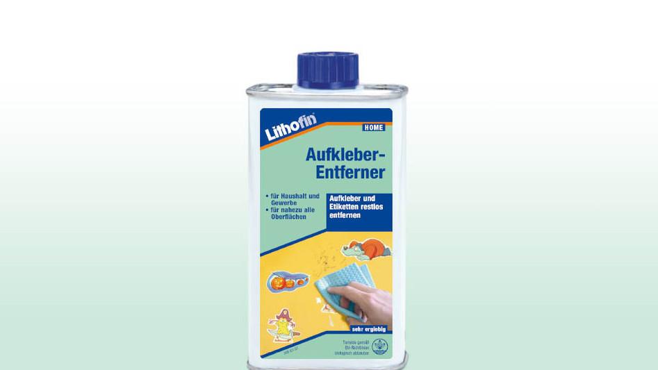 Lithofin Aufkleber-Entferner