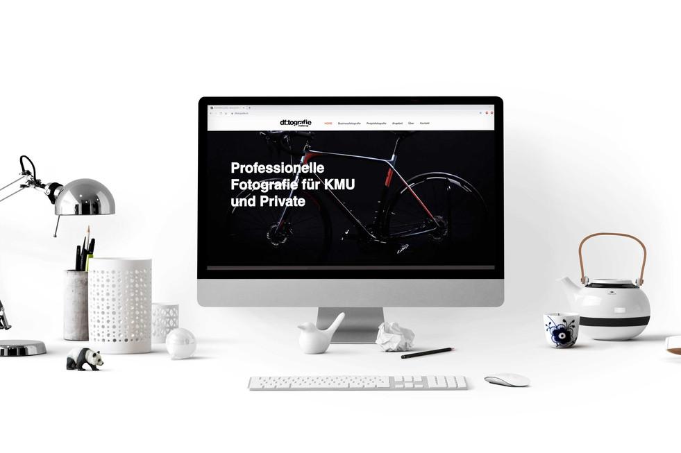 Webdesign dfotografie