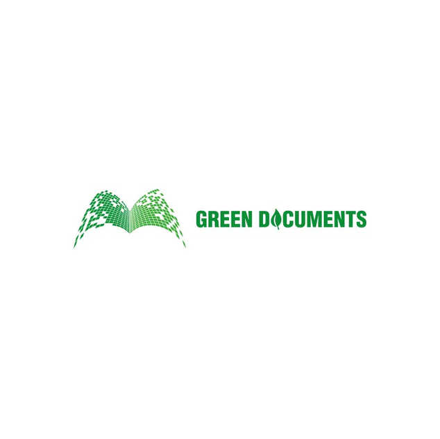 Logo green documents