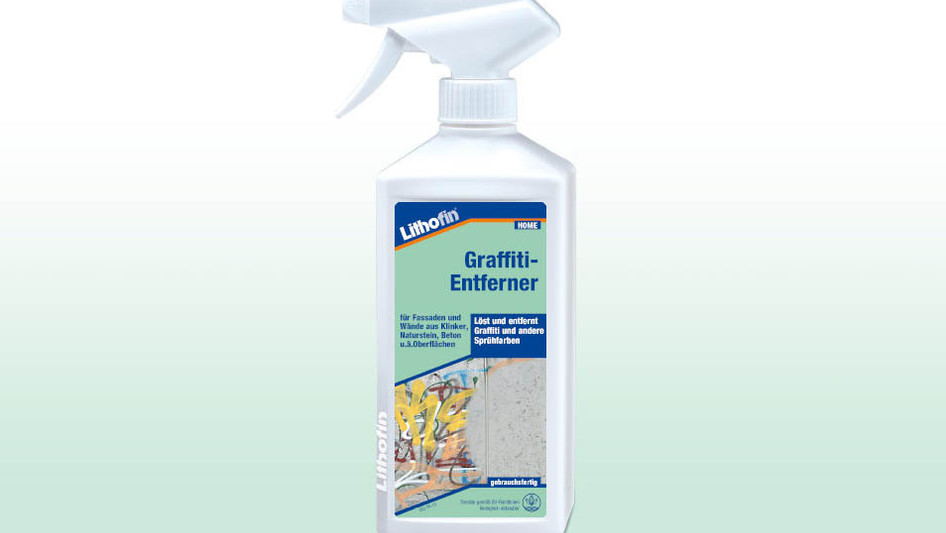 Lithofin Graffiti-Entferner