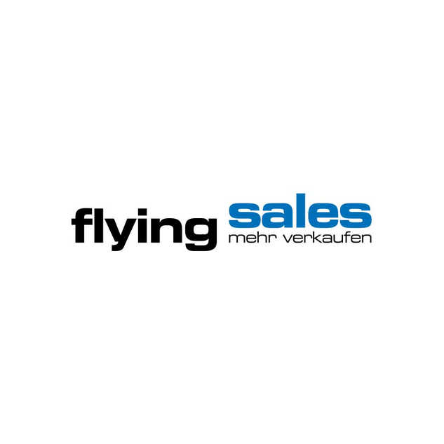 Logo Flying Sales