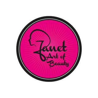 Logo Janet Art of Beauty