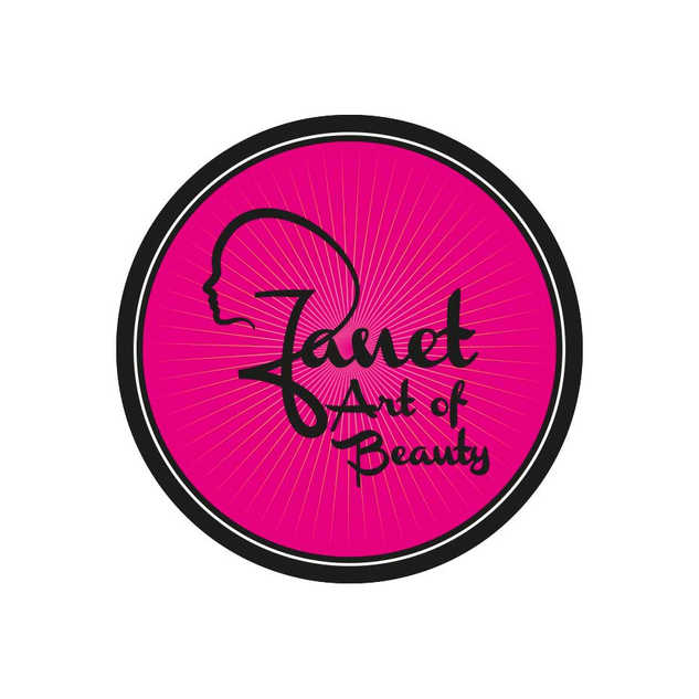Logo Janet Art of Beauty