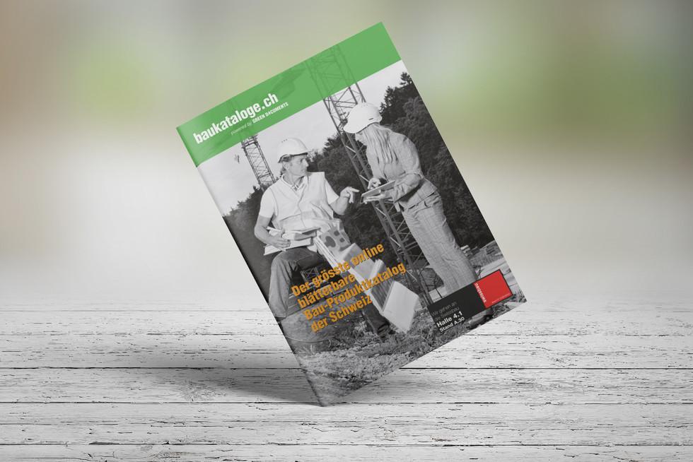 Broschüre baukataloge