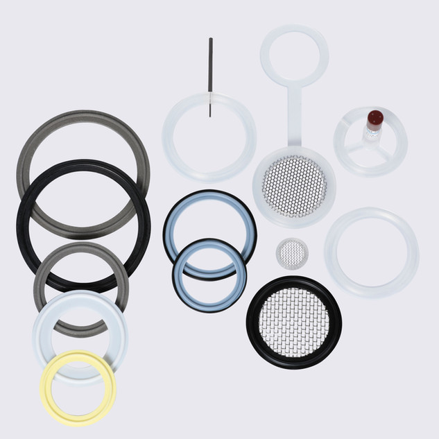 bio-s® Sealing Technology, equipment & accessories