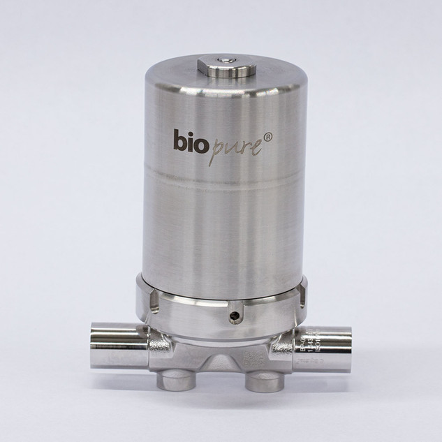 bio-pure® Valve Technology