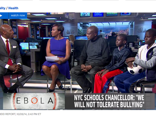 MSNBC - Ebola Bullying in the Bronx