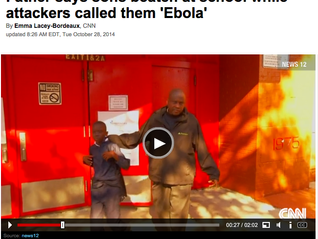 African Advisory Council : Ebola Bullying in the Bronx
