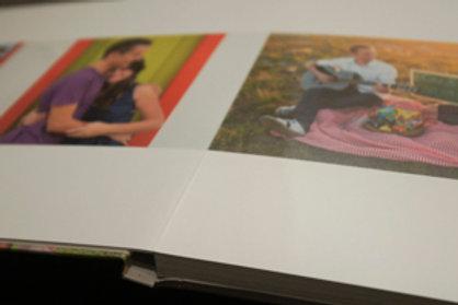 Album 180° flat A4 com 50 paginas