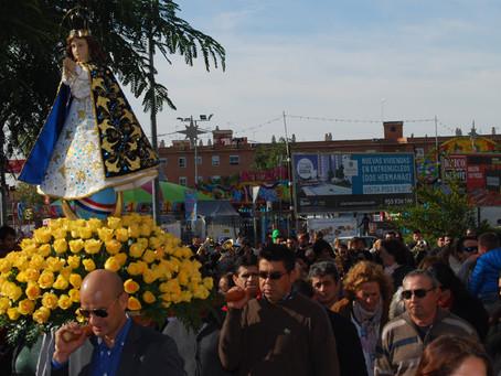 Virgen de la Inmaculada y de Caacupé