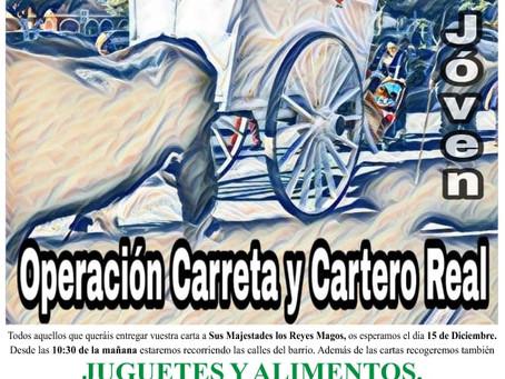 Operación Carreta y Cartero Real
