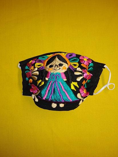 Muneca Grande Face Mask