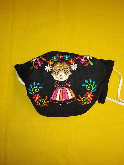 Black Frida Face Mask