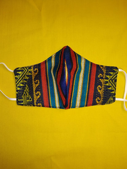 Mexican Tapestry Face Mask