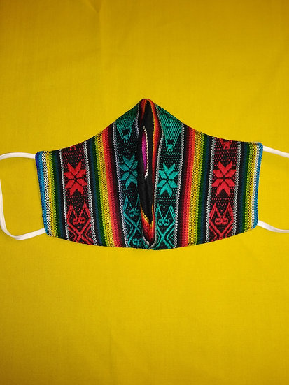 Rebozo Face Mask
