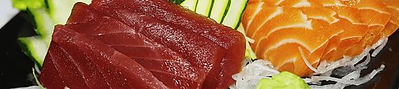 Sashimi (peixe crú)