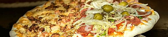 Pizzas Salgadas