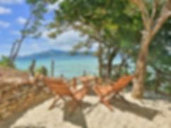 Small Bamboo Islands, Palawan, Philippines