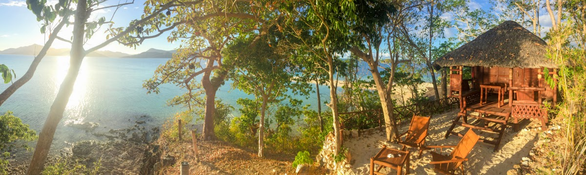 Small Bamboo Islands, Palawan, Phili