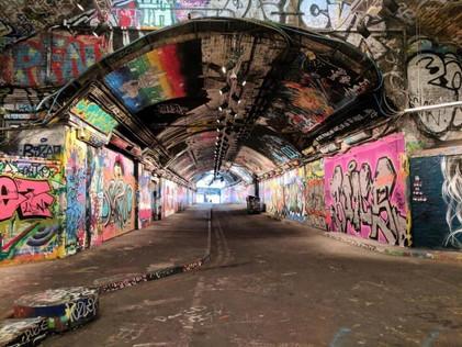 Een plek voor Utrechtse Grafittikunstenaars