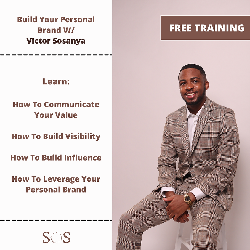 Personal Brand Training